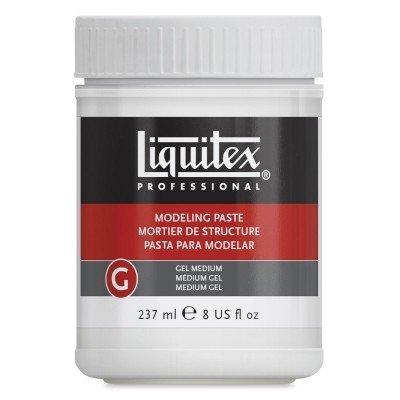 Liquitex Modeling Paste, 8 oz.