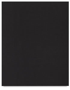 "Crescent Black 16"" x 20"" Mat Photo Mounting Board"