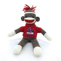 "Sock Monkey, 8"""