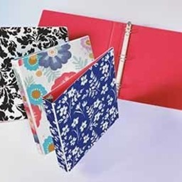 "Avery View Binder, Fashion Colors, 1"", Assorted"
