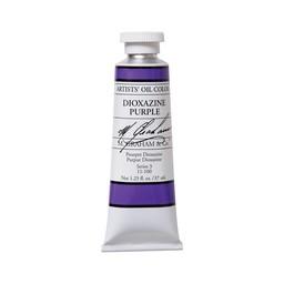 ARTISTS' OIL COLOR, DIOXAZINE PURPLE, 1.25 OZ