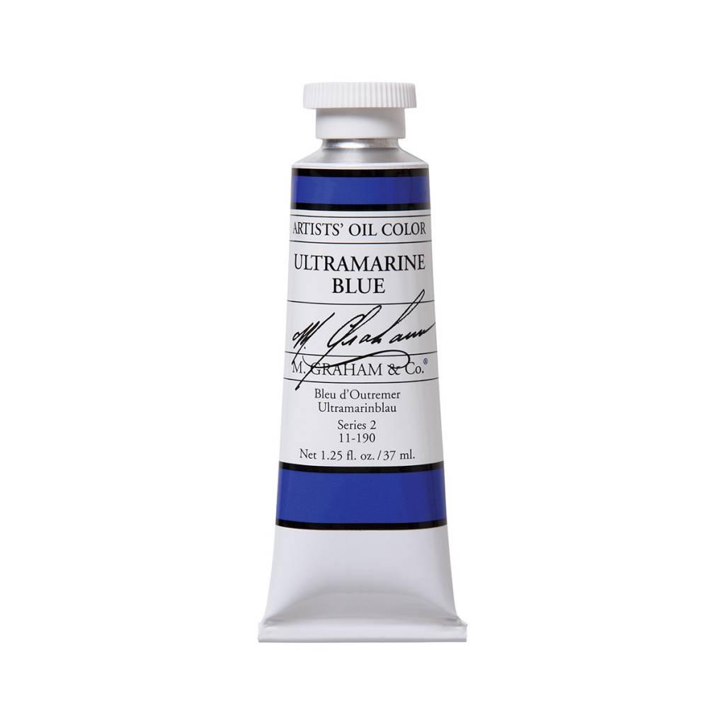 ARTISTS' OIL COLOR, ULTRAMARINE BLUE, 1.25 OZ