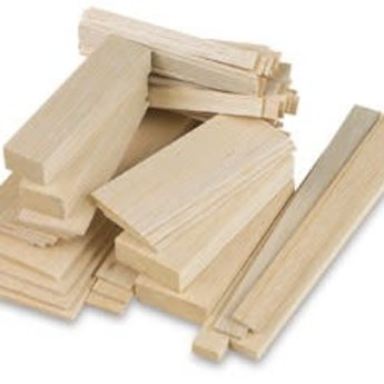 BALSA WOOD ASSORTMENT
