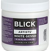 Blick Artists' White Gesso, 16 oz.