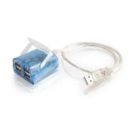 C2G Compact 4-Port USB 2.0 Hub