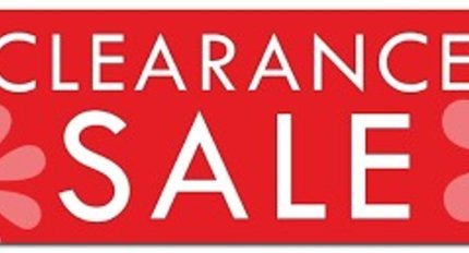 Clearance Apparel & Accessories