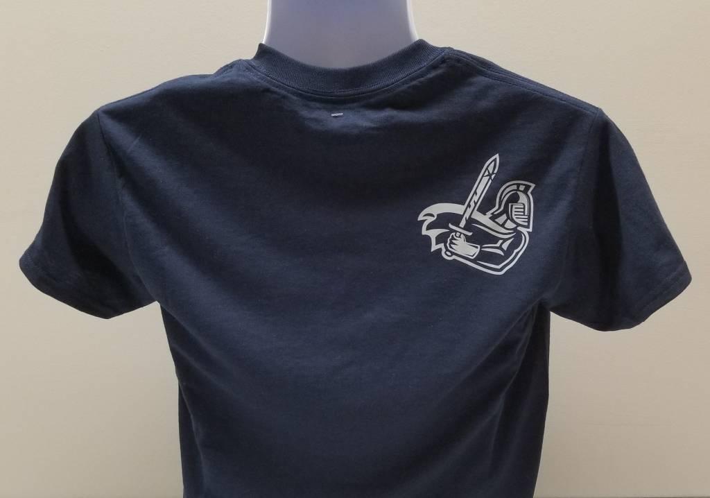 Cheer T-Shirt, Navy