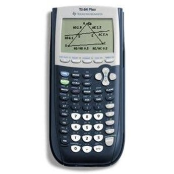 Texas Instruments TI84 Graphing Calculator