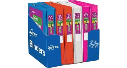 Paper/Notebooks/Binders