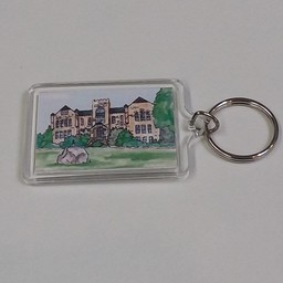 Hestia Cooper Hall Key Ring