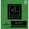 CANSON XL RECYCLED SKETCH PAD, 9X12