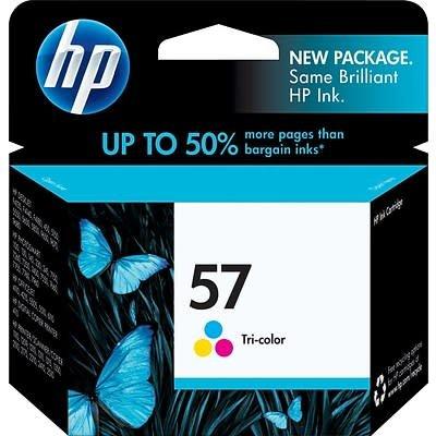 HP 57 Ink Cartridge, Tri-color
