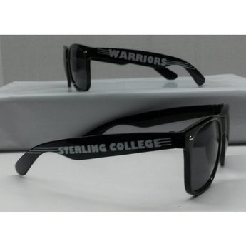 Campus Shades Sunglasses,  Black