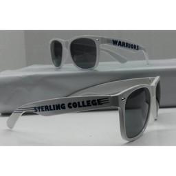 Campus Shades Sunglasses,  White