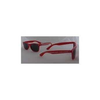 Campus Shades Sunglasses,  Red
