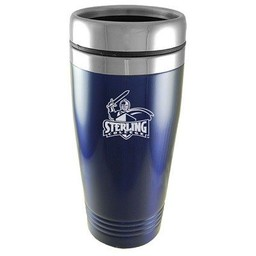 LXG Tumbler, 16 oz. Stainless Steel,  Blue