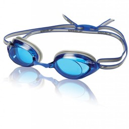 SPEEDO VANQUISHER GOGGLE, BLUE