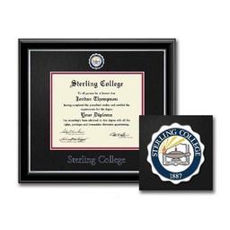Diploma Frame, Dimensions, Red Inner Mat