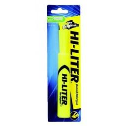 Avery Hi-Liter, Chisel Tip, Yellow