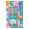 Papermate Flair, UF, Candy Pop, 6pk