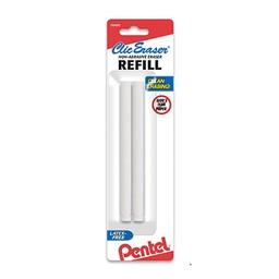 Pentel Clic Eraser Refill, 2ct