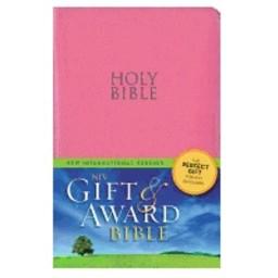 Gift and Award Bible-NIV-Pink