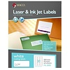 Maco White Mailing Labels, 3,000ct