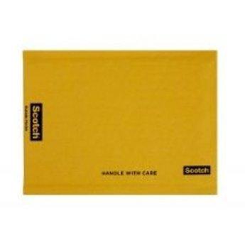 """Scotch® Plastic Bubble Mailer, #2, 8-1/2"""" x 11"""""""