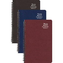 2018-19 Skivertex Planner 8.5x11