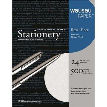 Wasau Resume Paper - Single Sheet