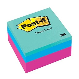 Post-It Notes Cube, 3x3 in, 400ct