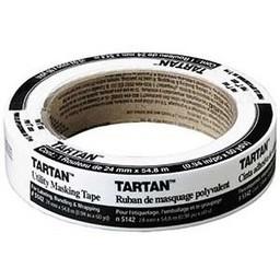 """3M Tartan Masking Tape, 1"""" x 55M"""