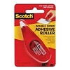 Scotch Double Sided Adhesive Roller, .27 in x 312 in