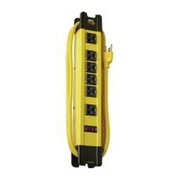 Coleman Cable Surge Suppressor/Protector-15 ft Cord