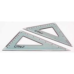 30-60-90 Triangle & 45 degree Triangle