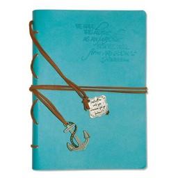 Journal: Hope as an Anchor with Charm, Aqua