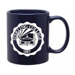 Cobalt Blue Coffee Mug