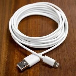 CaseMetro iSmashD 10′ White Lightning Cable