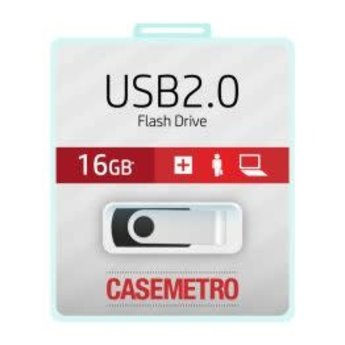CaseMetro USB Flash Drive 16GB