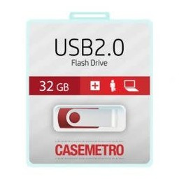 CaseMetro USB Flash Drive 32GB