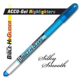 Accu-Gel Bible-Hi-Glider Blue