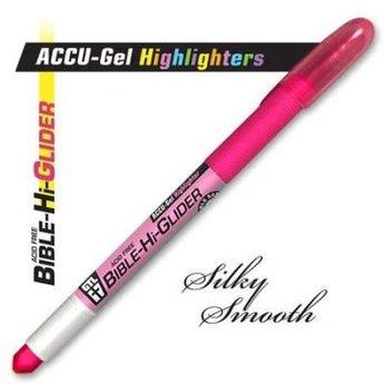 Accu-Gel Bible-Hi-Glider Pink