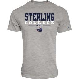 Blue 84 SC Dad T-Shirt - Heather Grey -