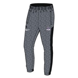 Nike Practice Fleece Pant - Charcoal Heather/Black -