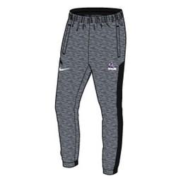 Nike Practice Fleece Pant - Charcoal Heather/Black -