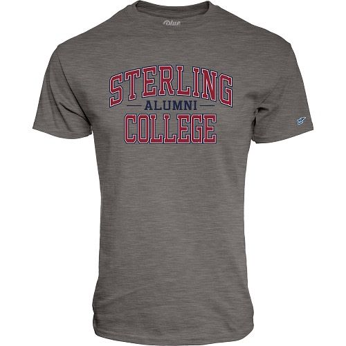Blue 84 SC Alumni T-Shirt - Graphite Grey -