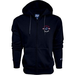 Blue 84 Franklin Full Zip Hood - Navy Blue