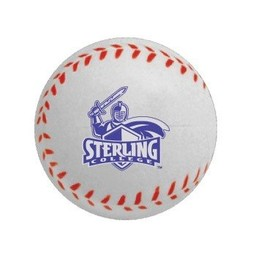 Foam Stress Reliever Baseball