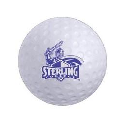 Foam Stress Reliever Golf Ball