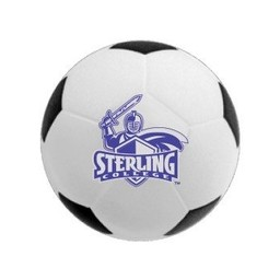 Foam Stress Reliever Soccer Ball